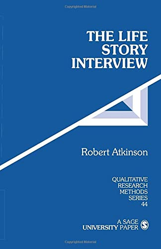 9780761904281: The Life Story Interview (Qualitative Research Methods)