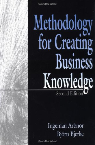 9780761904502: Methodology for Creating Business Knowledge