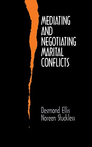 9780761905028: Mediating and Negotiating Marital Conflicts