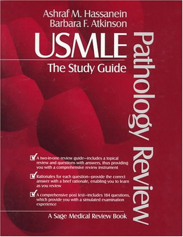 9780761905172: Pathology Review (USMLE: Step 1 Review Series)