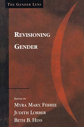 9780761906179: Revisioning Gender (Gender Lens)