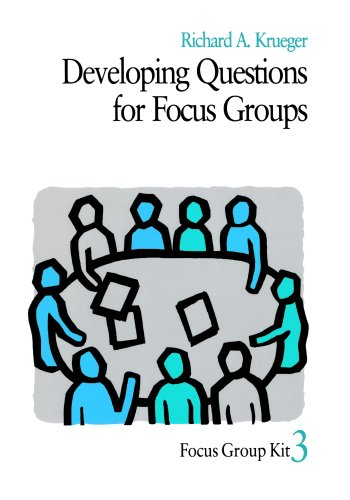 Developing Questions for Focus Groups (Focus Group: Richard A. Krueger