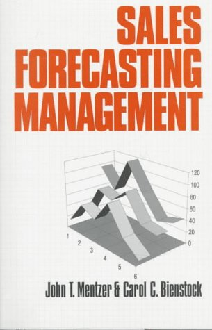 9780761908227: Sales Forecasting Management: Understanding the Techniques, Systems and Management of the Sales Forecasting Process