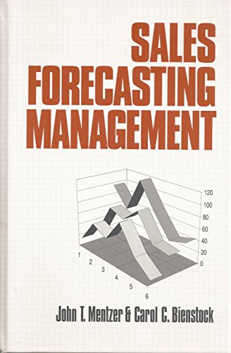 9780761908234: Sales Forecasting Management: Understanding the Techniques, Systems and Management of the Sales Forecasting Process