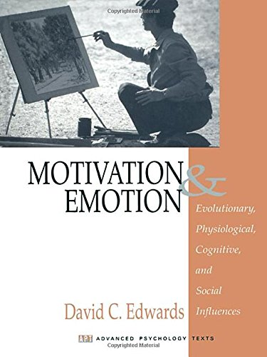 9780761908326: Motivation and Emotion: Evolutionary, Physiological, Cognitive, and Social Influences (Advanced Psychology Text Series)