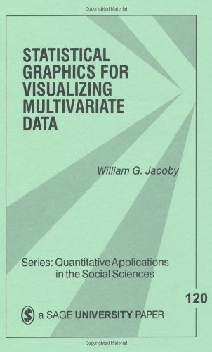 9780761908999: Statistical Graphics for Visualizing Multivariate Data, Volume 120 (Quantitative Applications in the Social Sciences)
