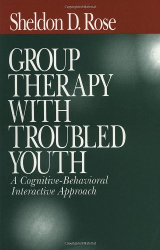 9780761909286: Group Therapy with Troubled Youth: A Cognitive-Behavioral Interactive Approach