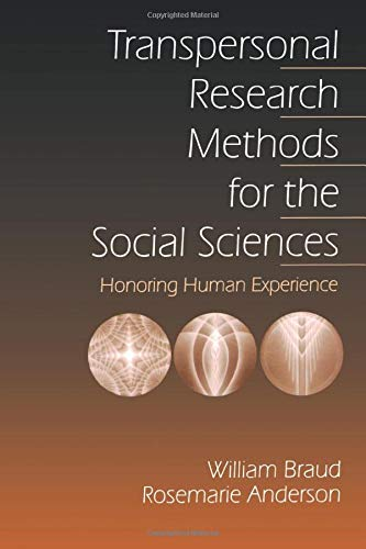 9780761910138: Transpersonal Research Methods for the Social Sciences: Honoring Human Experience (Progress in Neural Processing; 7)