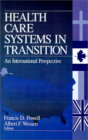 9780761910817: Health Care Systems in Transition: An International Perspective