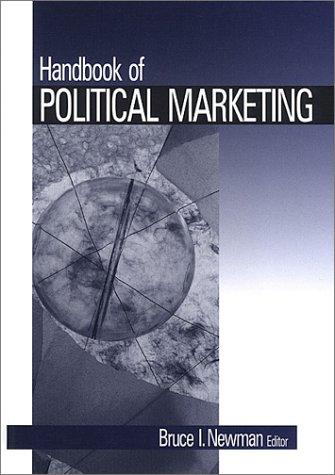 9780761911098: Handbook of Political Marketing