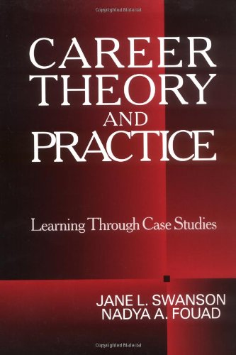 9780761911432: Career Theory and Practice: Learning through Case Studies