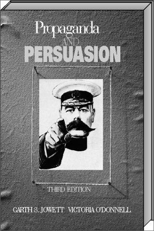 9780761911463: Propaganda and Persuasion