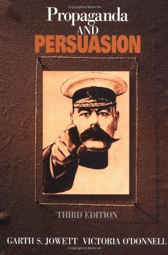 9780761911470: Propaganda and Persuasion