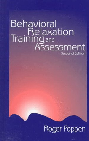 9780761912002: Behavioral Relaxation Training and Assessment