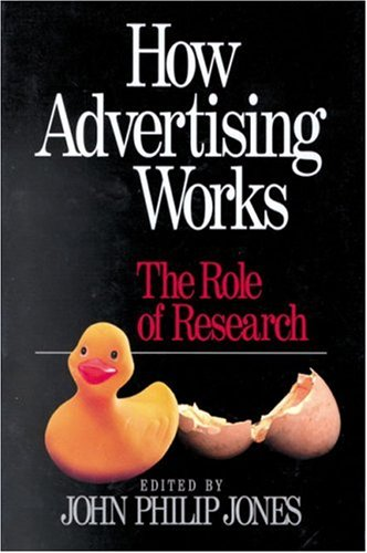 9780761912408: How Advertising Works: The Role of Research