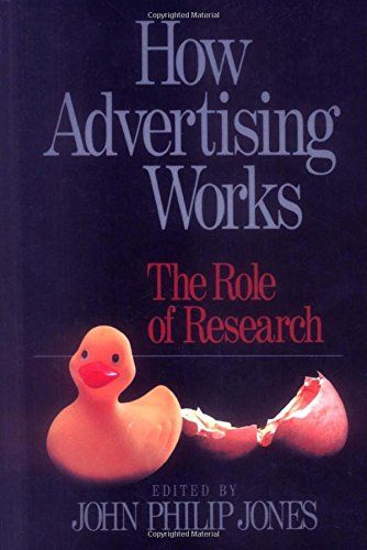 9780761912415: How Advertising Works: The Role of Research (Graduate Survival Skills)