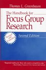 9780761912521: The Handbook for Focus Group Research