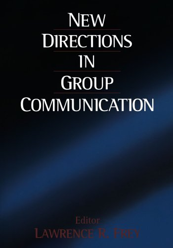 9780761912811: New Directions in Group Communication