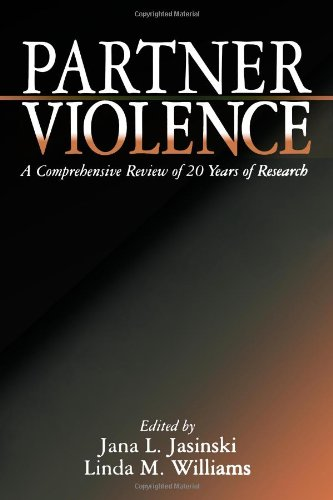 9780761913184: Partner Violence: A Comprehensive Review of 20 Years of Research