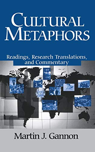 9780761913368: Cultural Metaphors: Readings, Research Translations, and Commentary
