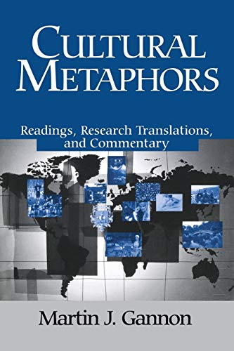 9780761913375: Cultural Metaphors: Readings, Research Translations, and Commentary