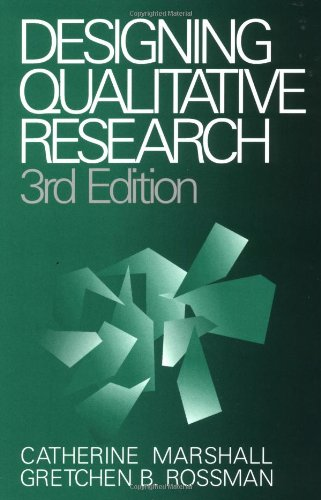 9780761913405: Designing Qualitative Research