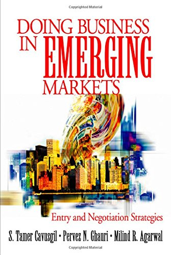 9780761913740: Doing Buisness in Emerging Markets: Entry and Negotiation Strategies