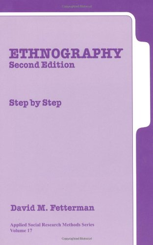 9780761913856: Ethnography: Step-by-Step (Applied Social Research Methods)