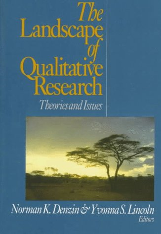 9780761914334: The Landscape of Qualitative Research: Theories and Issues (Handbook of Qualitative Research Paperback Edition, Vol 1)
