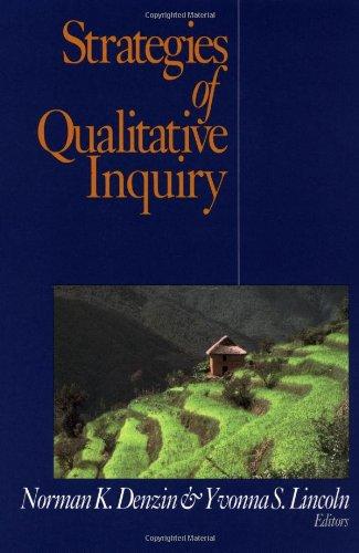 9780761914358: Strategies of Qualitative Inquiry