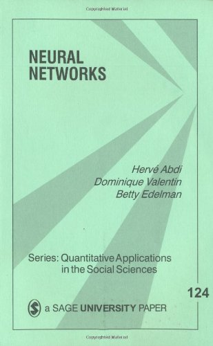 9780761914402: Neural Networks (Quantitative Applications in the Social Sciences)