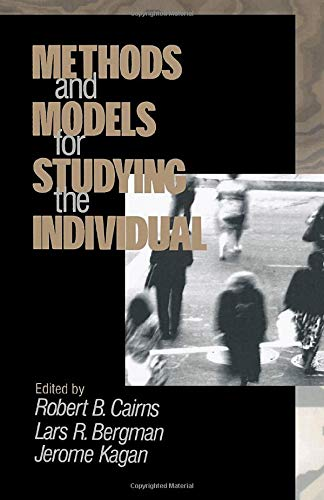 9780761914525: Methods and Models for Studying the Individual