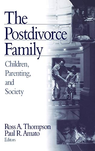9780761914891: The Postdivorce Family: Children, Parenting, and Society