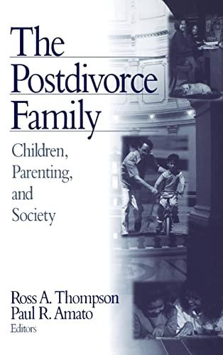 Postdivorce Family : Children, Parenting, and Society