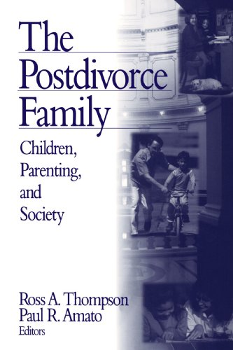 9780761914907: The Postdivorce Family: Children, Parenting, and Society