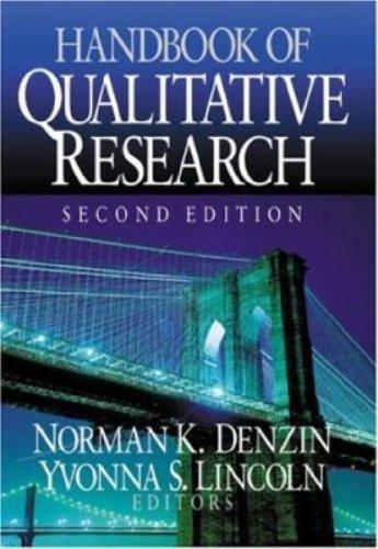 9780761915126: Handbook of Qualitative Research