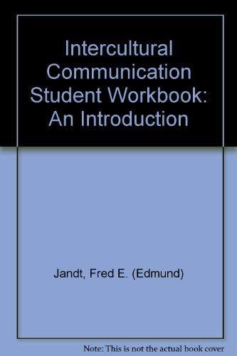 9780761915195: Intercultural Communication Student Workbook: An Introduction: Student Workbook