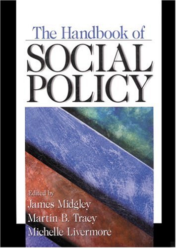 The Handbook of Social Policy: James Midgley, Martin