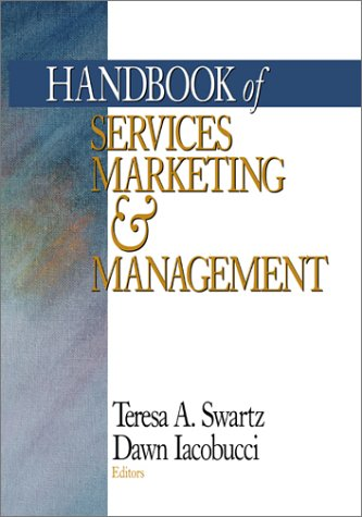 9780761916116: Handbook of Services Marketing and Management