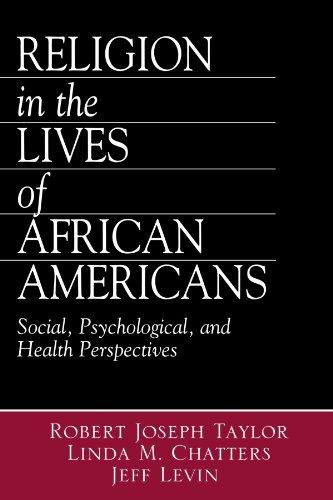 9780761917090: Religion in the Lives of African Americans: Social, Psychological, and Health Perspectives