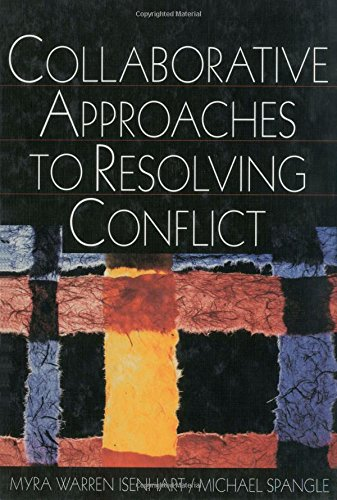 9780761919308: Collaborative Approaches to Resolving Conflict