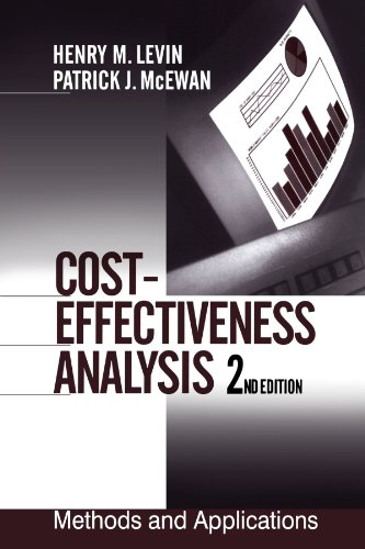 9780761919346: Cost-Effectiveness Analysis: Methods and Applications