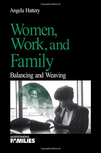 9780761919377: Women, Work, and Families: Balancing and Weaving (Understanding Families, V. 19)
