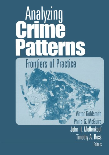 9780761919414: Analyzing Crime Patterns: Frontiers of Practice