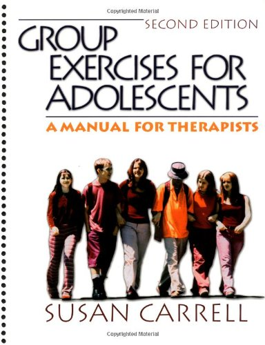 9780761919537: Group Exercises for Adolescents: A Manual for Therapists