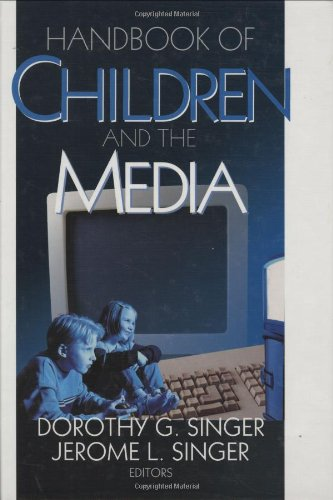 9780761919544: Handbook of Children and the Media
