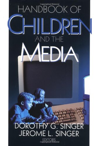 9780761919551: Handbook of Children and the Media