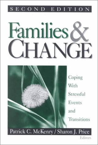 9780761919728: Families and Change: Coping with Stressful Events and Transitions