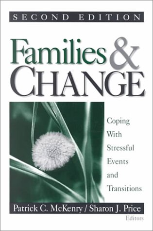 9780761919735: Families and Change: Coping with Stressful Events and Transitions