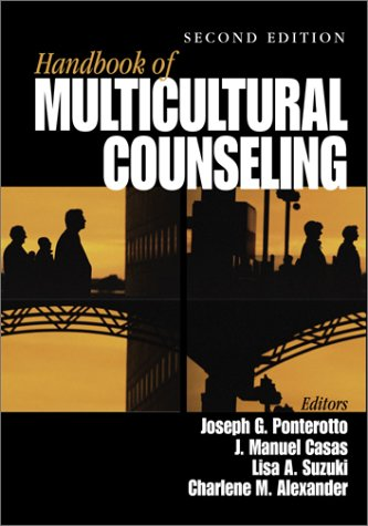 9780761919834: Handbook of Multicultural Counseling (Multicultural Counselling)
